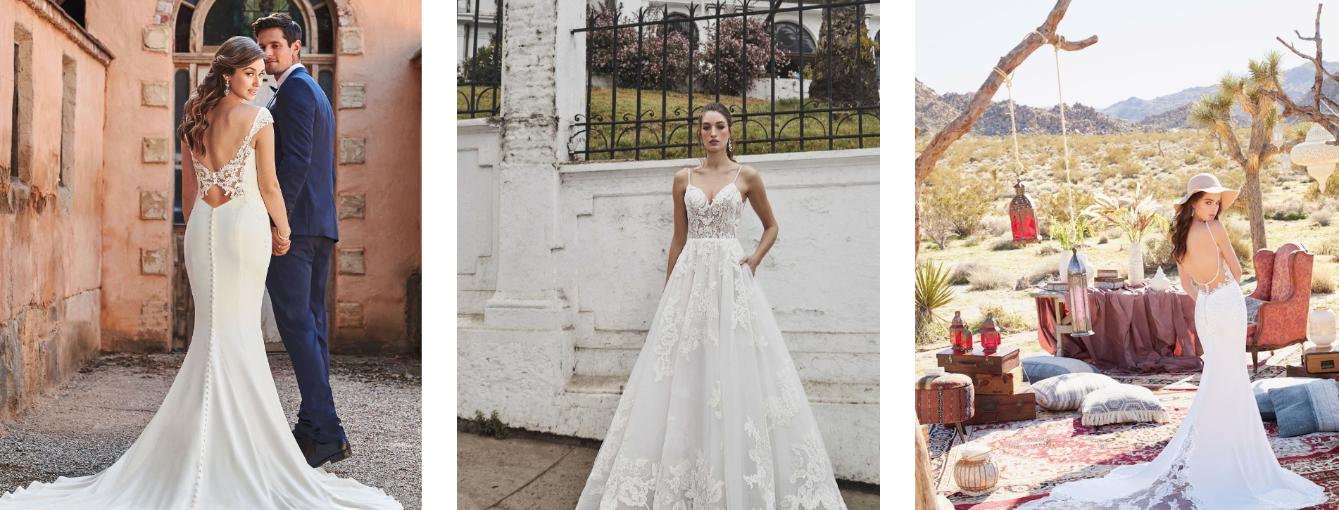 Most Popular Wedding Gowns of Fall 2019