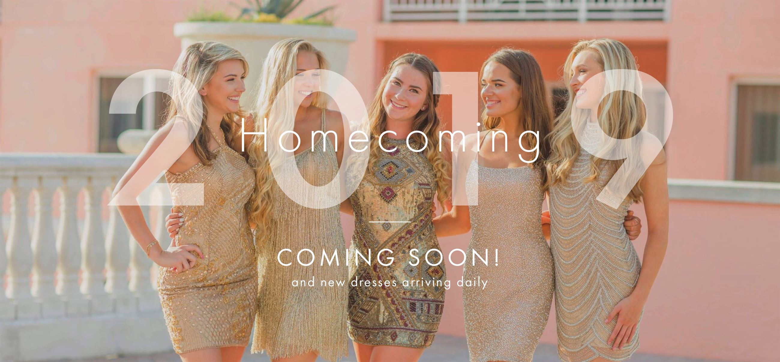 Homecoming Dresses at Nikki's Glitz & Glam in Florida